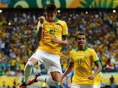 World cup fifa world cup, 2015 wallpaper, football fever, sports wall Neymar Jr, Neymar Goal, Cr7 Vs Messi, Sport Body, Sport Man, Sport Girl, World Cup 2014, Fifa World Cup, Football Fever