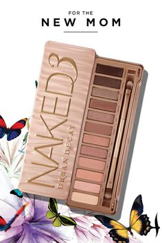 Mother's Day Gift Inspiration: Urban Decay Naked3 Palette #Sephora #mothersday #gifts #giftideas