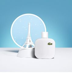 Looking for the perfect gift? Discover Eau de Lacoste L.12.12 Blanc, part of the L.12.12 collection for him. #LACOSTEGIFTS