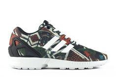 "adidas Originals ZX Flux ""Photo Print"""