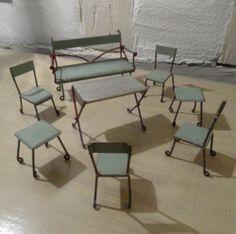 ensemble de meubles de cuisine pour poupees ebay the dollhouse pinterest cuisine et ebay. Black Bedroom Furniture Sets. Home Design Ideas