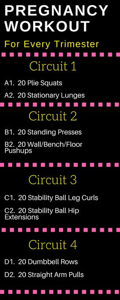 This pregnancy workout for every trimester is completely safe no matter how many weeks you are. The workouts are short and easy to finish. This is great. I need to do this.
