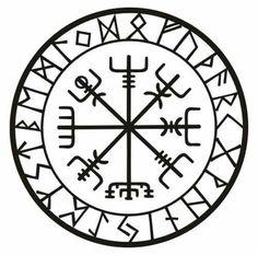 Tattoo the Compass Rune