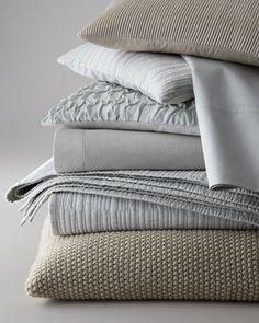 Donna Karan Home Urban Oasis Bed Linens - Horchow