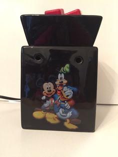Customizable Disney Inspired Wax Warmer by 3CheekyChicksWaxCo on Etsy