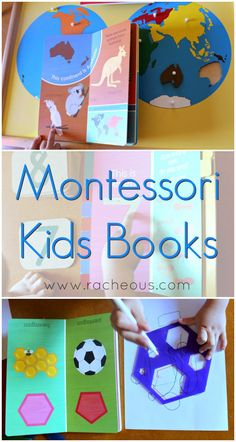 Montessori Kids Books