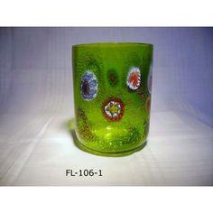WEINGLAS  AUS MURANO GLAS