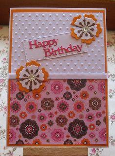Geburtstag - Glückwunschkarte zum Geburtstag - ein Designerstück von Wollzottel…
