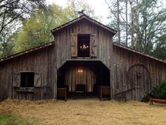 barns in georgia | Buie Barn in Brunswick, GA!! This place is perfect for a rustic, barn ...
