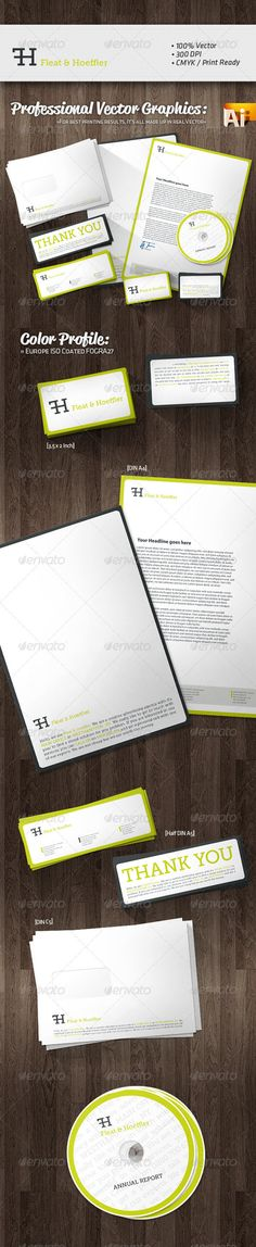 Creative Agency Corporate Identity Pack