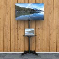 テレビスタンド 液晶テレビ 1homefurnit キャスター付き 人気商品