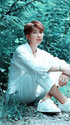 RM BTS Bangtansonyeondan wallpaper home screen lockscreen Kpop Jung Hoseok, Kim Namjoon, Seokjin, Foto Bts, Bts Photo, Kpop, Taehyung, Bts Anime, Foto Rap Monster Bts