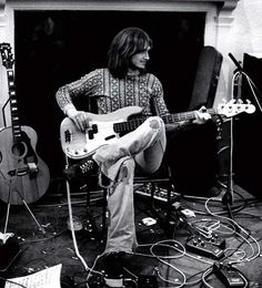 Mike Oldfield, 1972