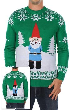 Take Me Gnome Tonight Ugly Christmas Sweaters Christmas Sweaters