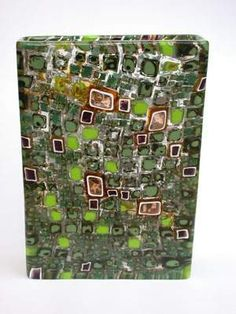 Giles Bettison - Billet _25 Kiln Formed Glass, How To Dry Basil, Glass Art, Mosaic, It Works, Art Gallery, Ceramics, Abstract, Creative