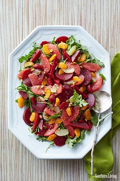If you need a holiday treat detox or a side dish for company, our Beet-and-Citrus Salad works double time.