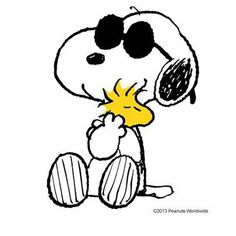Snoopy Love -- Joe Cool isn't it?