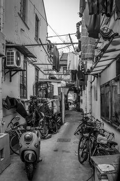 https://flic.kr/p/r2oTFR | Shanghai Old Street - China | Canon EOS 700D