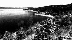 Playa de Trana, cerca de Punta Lavapie. Arauco