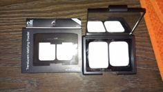 Wal-Mart. $3. Transparent setting powder. Also works vet well for oily, acne prone skin like mine. Wear alone or with other foundations. Comes in awesome reusable compact mirror/ case.