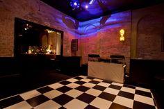 The World Bar #Sydney Chess Board