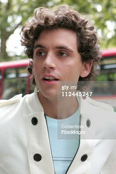 Mika @ Ivor Novello Awards at the Grosvenor House Hotel on May 22, 2008 in London, England