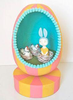 Caixa de música diorama Easter egg!