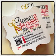 97 best handmade business cards images on pinterest business cards diy business cards and silhouette portrait giveaway colourmoves