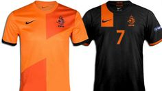Official shirt Dutch football team