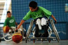 O esporte e as crianças com necessidades especiais