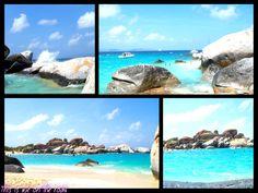 The Baths - BVI, British Virgin Island