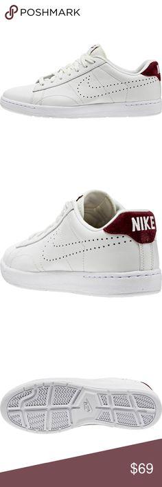 NIKE TENNIS CLASSIC ULTRA LEATHER NIKE TENNIS CLASSIC ULTRA LEATHER (MENS) - SUMMIT WHITE/TEAM RED/WHITE/SUMMIT WHITE Nike Shoes Sneakers