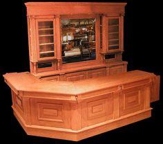 Vintage Bars Over 8 Feet Long, Antique Bars, Antique Mantels, Antique Doors, Antique Pub Decor