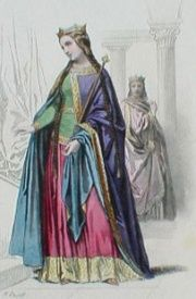 10th Century French Queen