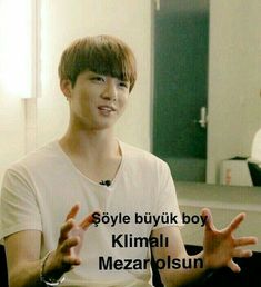 Read 15 Yıldır Armiyim from the story this is a T-ARMY dram by Yoongi_Hatipoglu (Yeontan Reis) with 113 reads. Bts Meme Faces, Bts Memes, Bts Boys, Bts Bangtan Boy, Bts Jungkook, See Yourself, Hospital Humor, Be Like Meme, Bts Funny Videos