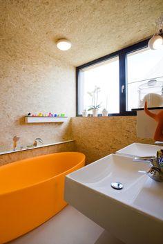 OSB badkamer Lieselotte Steurbaut