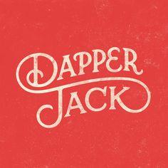 Dapper Jack logo by Studio Papa