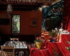 Magaya beach Restaurant, Paros