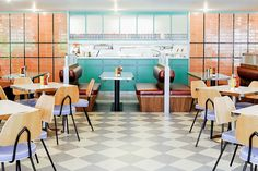 Classic American diner fills some big shoes at site of record-breaking McDonald's...