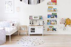 How to hack your Ikea Duktig play kitchen. Ikea Kids Kitchen, Diy Play Kitchen, Toy Kitchen, Kitchen Counters, Kitchen Reno, Kitchen Ideas, Kitchen Hacks, Kitchen Design, Best Ikea
