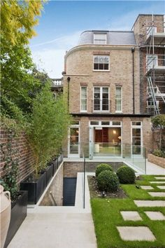 VISIT FOR MORE If you're struggling to scrape together that deposit for a studio flat in London you might want to look away now. The post If you're struggling to scrape together that deposit for a studio flat in Lo appeared first on street. Kensington House, Basement Conversion, Cellar Conversion, London Property, Made In Chelsea, London House, House Extensions, New Homes For Sale, House Goals