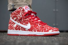 cf5c7d221d555b Nike Dunk High Pro SB Kobe  Raw Meat  (Challenge Red)