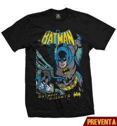"""Camiseta Batman Portada ""  Niño  disponible en www.kingmonster.com.mx"