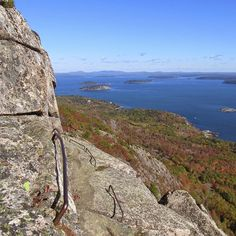 Precipice+Trail+Acadia+National+Park+(Best+Hiking+in+the+US).