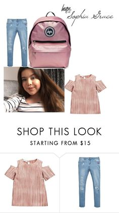 """Untitled #131"" by arielxrebecca on Polyvore"