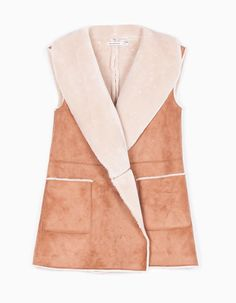 At Stradivarius you'll find 1 Double-sided waistcoat for woman for just 899 CZK . Visit now to discover this and more JACKETS. Jackets For Women, Treats, Woman, Clothes, Cardigan Sweaters For Women, Sweet Like Candy, Outfits, Goodies, Clothing