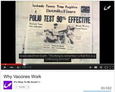 La scienza dietro l'opposizione ai vaccini / Why vaccines work