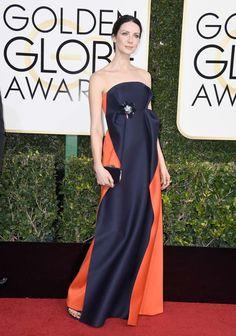 Recordamos los mejores looks que hemos visto en la alfombra roja de la gala de los Globos de Oro 2017