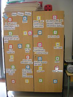 armoire des mots outils