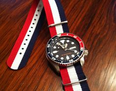 Casual watch. I do like!! I need to get some new straps!